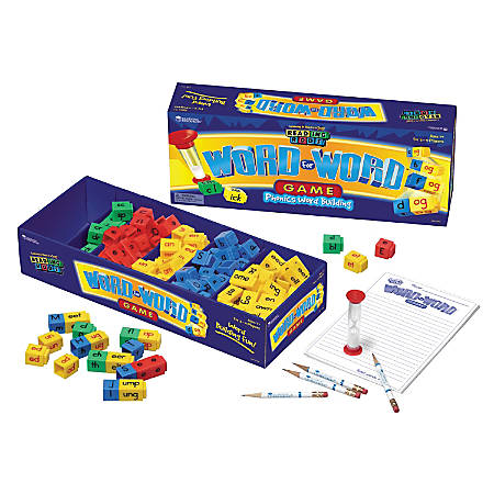 Learning Resources Phonics Game, Grades 3-6
