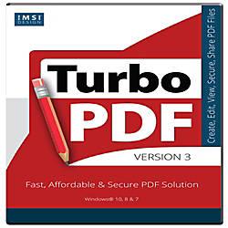 TurboPDF v3 Download Version