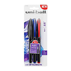 uni ball AIR Rollerball Pens Medium