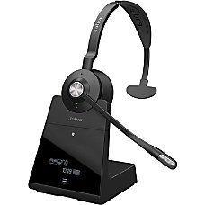 Jabra Engage 75 Mono Headset Black
