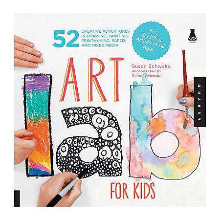 Quarry Books QPG Lab For Kids, Art Lab For Kids