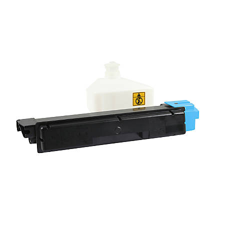Clover Imaging Group Remanufactured Toner Cartridge, Cyan, 200805 (Kyocera® TK-592C)