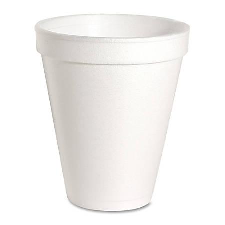 Genuine Joe Hot/Cold Foam Cups, 12 Oz., Carton Of 1000
