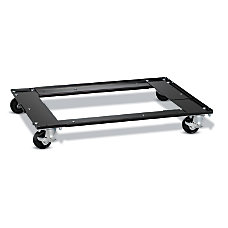 Hirsh Lateral File Dolly Black