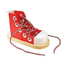 Melissa Doug Lacing Shoe Pre K