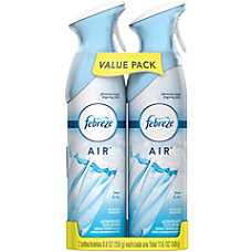 Febreze Air Fresheners Linen Sky Scent