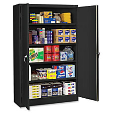 Tennsco Jumbo Storage Cabinet 5 Shelf