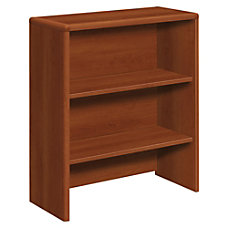 HON 10700 Series Laminate Bookcase Hutch