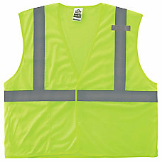 Ergodyne GloWear Safety Vest Economy Type