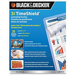 Black Decker 3 mil TimeShield Thermal