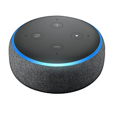 Amazon Echo Dot 3rd Generation Charcoal