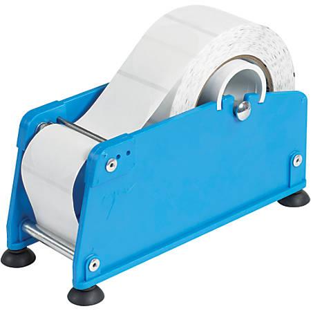 """Office Depot® Brand Mailing Label Dispenser, 2"""", Blue"""