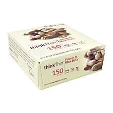 thinkTHIN Chunky Chocolate Peanut Protein Bars