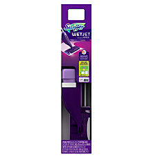 Swiffer WetJet Spray Mop Starter Kit