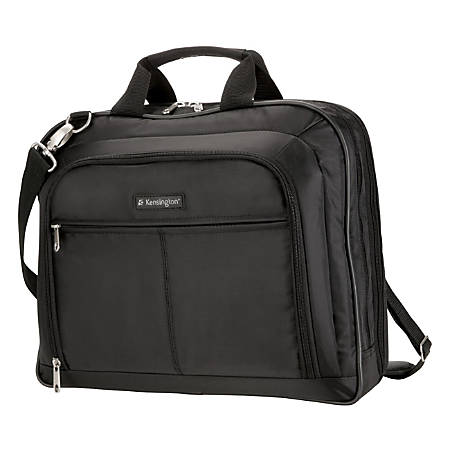 "Kensington Simply Portable K62563USB Carrying Case for 15.6"" Notebook - Black"