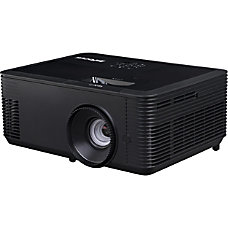 InFocus IN138HD 3D DLP Projector 169