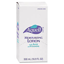 AQUELL Dispenser Moisturizing Skin Lotion 1691