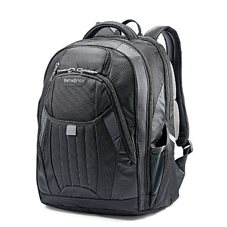 Samsonite® Tectonic 2 Laptop Backpack, Large, Black