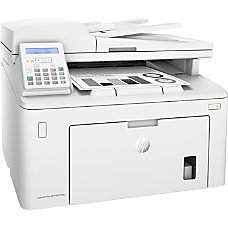 HP LaserJet Pro Monochrome Laser Multifunction