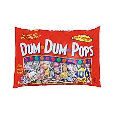 Spangler Candy Dum Dum Pops Assorted