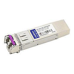 AddOn Arista Networks Compatible TAA Compliant 10GBase-CWDM SFP+ Transceiver (SMF, 1490nm, 80km, LC, DOM)