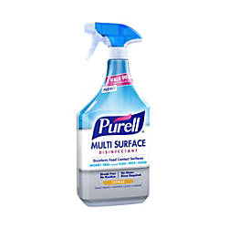 Purell Multisurface Disinfectant Spray Citrus Scent