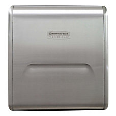 Kimberly Clark MOD Recessed Paper Towel