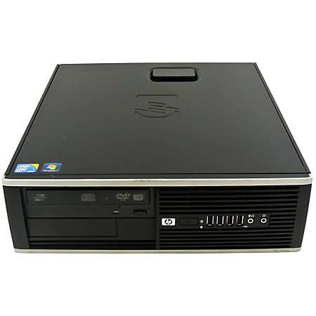 HP Elite 8300 SFF Refurbished Desktop PC, Intel® Core™ i5, 8GB Memory, 2TB Hard Drive, Windows® 10, RF610031