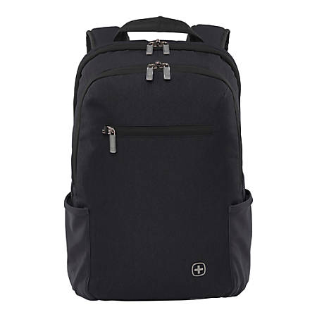 Wenger® CityFriend Laptop Backpack, Black