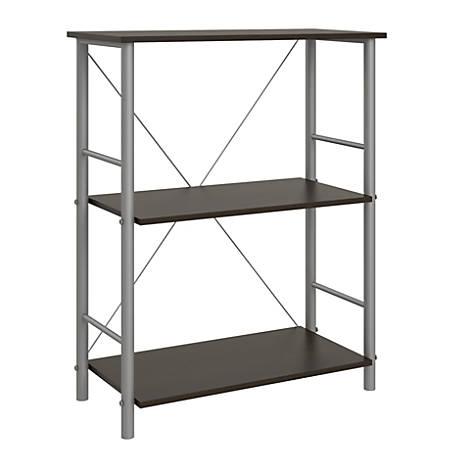 Ameriwood™ Home Garrett 3-Shelf Bookcase, Espresso