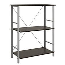 Ameriwood Home Garrett 3 Shelf Bookcase