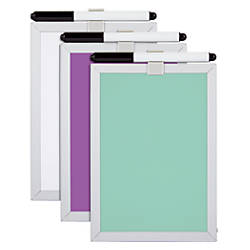FORAY Magnetic Dry Erase Board 5