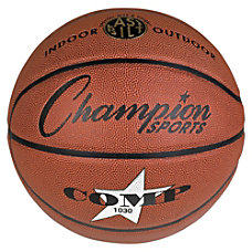 Champion Sports Intermediate Composite Basketball Official