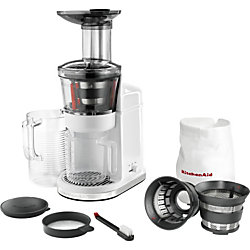 Kitchenaid Slow Juicer Dba : KitchenAid Maximum Extraction Juicer Slow Juicer by Office Depot & OfficeMax