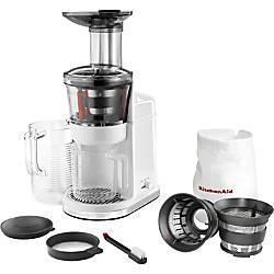 KitchenAid Maximum Extraction Juicer Slow Juicer