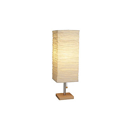 Adesso® Dune Table Lamp, Natural