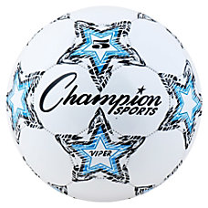 Champion Sports Size 5 Viper Soccer
