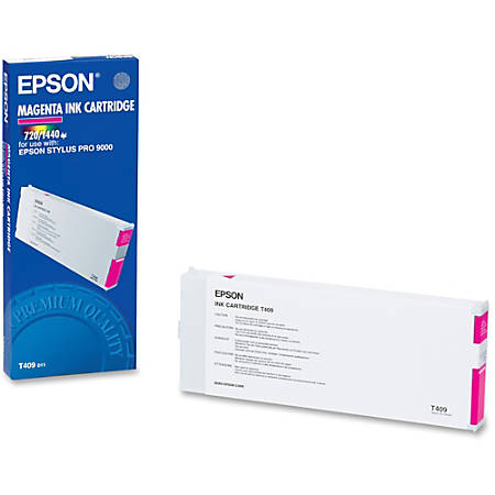 Epson T409011 Magenta Ink Cartridge