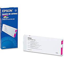 Epson Original Ink Cartridge Inkjet 6400