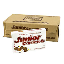 Junior Mints Caramels Theater Box 36