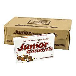 Junior Mints Caramels Theater Box 36