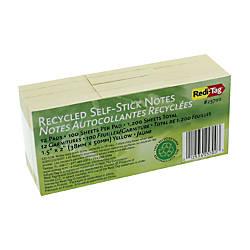 Redi Tag FSC Certified 100percent Recycled