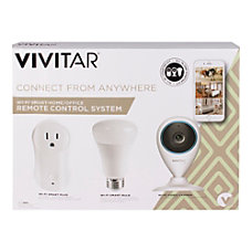 Vivitar Deluxe Home Automation Starter Kit