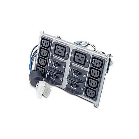 APC - Symmetra RM Power Backplate