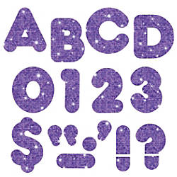 TREND Ready Letters 4 Sparkle LettersNumbers