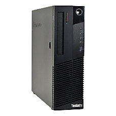 Lenovo ThinkCentre M83 Refurbished Desktop PC
