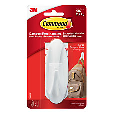 3M Command General Purpose Hook Large