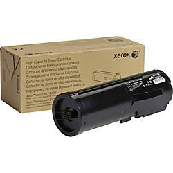 Xerox Original Toner Cartridge Black Laser