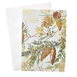 George stanley greeting cards with envelopes 5 x 7 christmas george stanley greeting cards with envelopes 5 x 7 christmas pinecones m4hsunfo