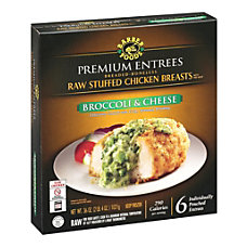 Barber Foods Premium Entr e Broccoli